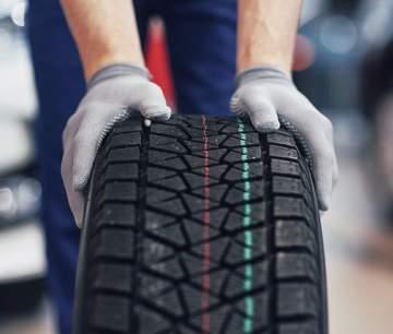 Vente de pneu d'occasion à Bordeaux