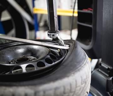Montage de pneu d'occasion à Bordeaux