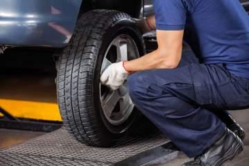 Réparation de pneumatiques