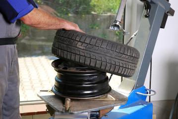 Réparation de vos pneumatiques